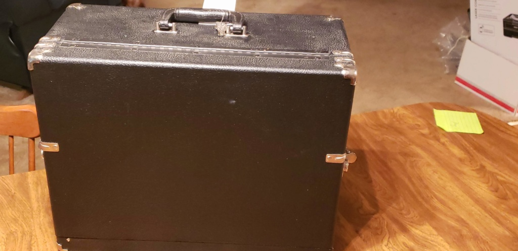 Gun Ho Pistol Box  Like New if not Really New 20190910