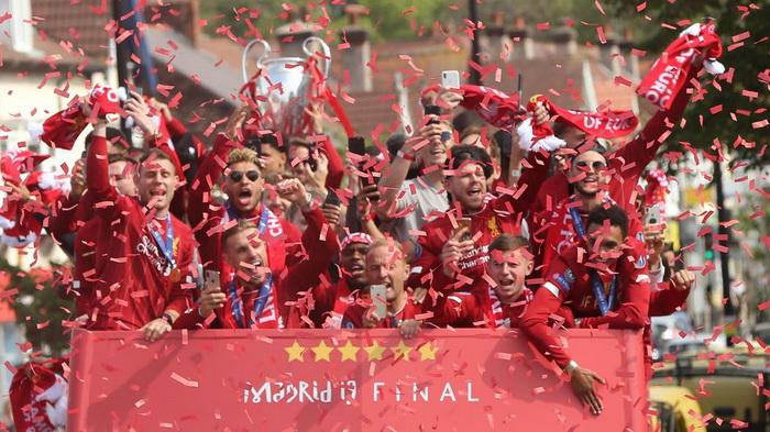 Maik und die Reds aus Liverpool - Statistik Bus10