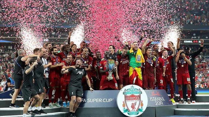 Maik und die Reds aus Liverpool - Statistik Super10