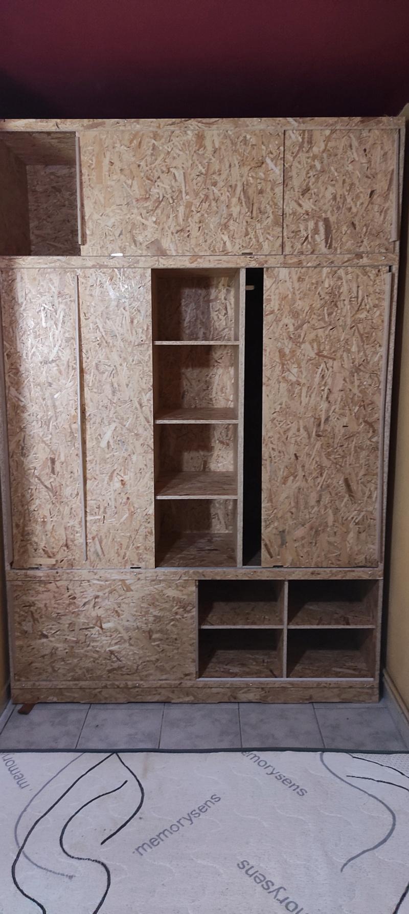 Conseils sur conception d'une grande armoire 16205613