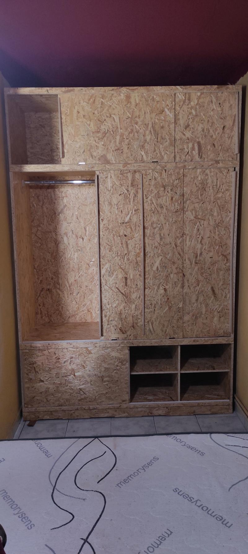 Conseils sur conception d'une grande armoire 16205614