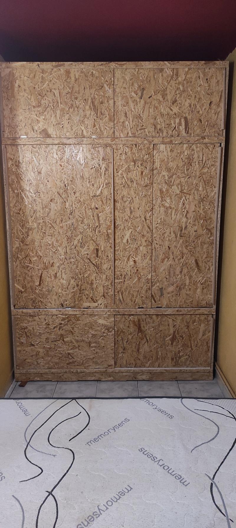 Conseils sur conception d'une grande armoire 16205615