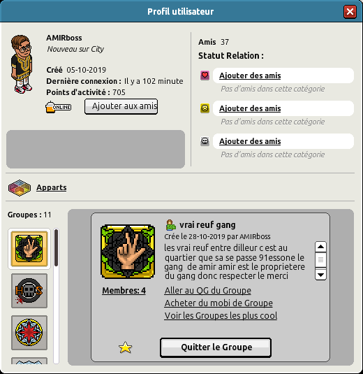 [Frakass/Orgueil] Vrai reuf Gang [P] [29/10/19] Profil10