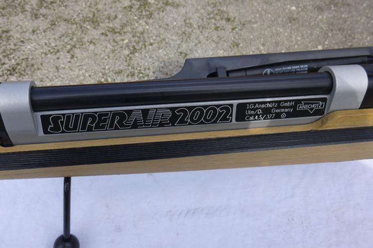 Anschutz 2001/2002 Super air P1000010