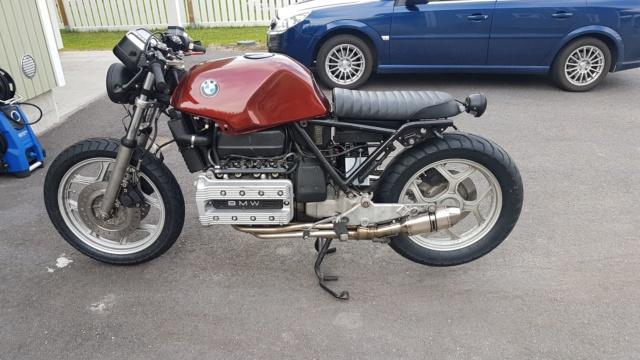 85 K100 Cafe Racer 310