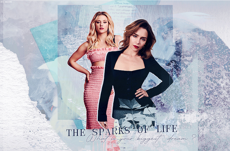 The sparks of life