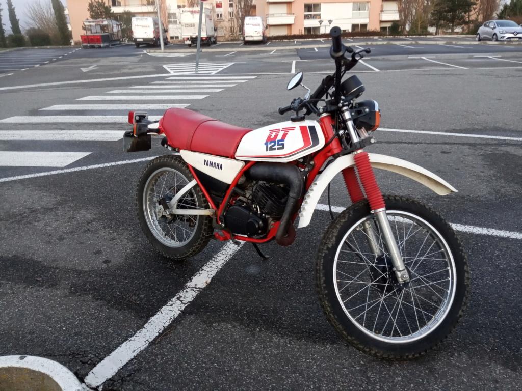 Nouvel arrivant - 1ère moto : DTMX 125, un kiff! Dtmx_111