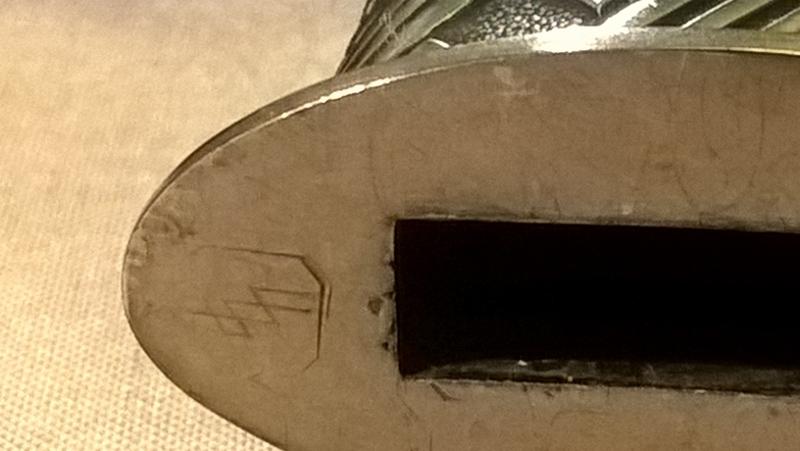 polizei führerdegen - Eickhorn  1711