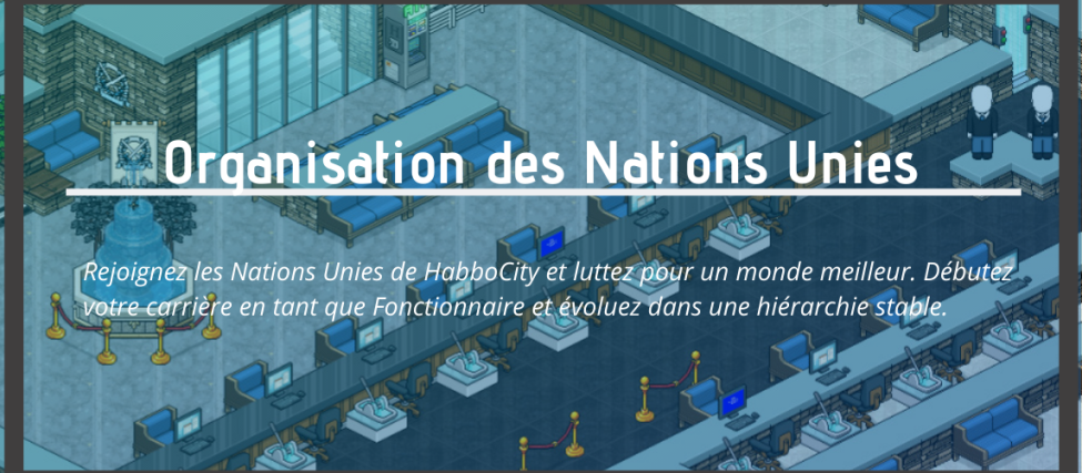 ONU HabboCity | Officiel