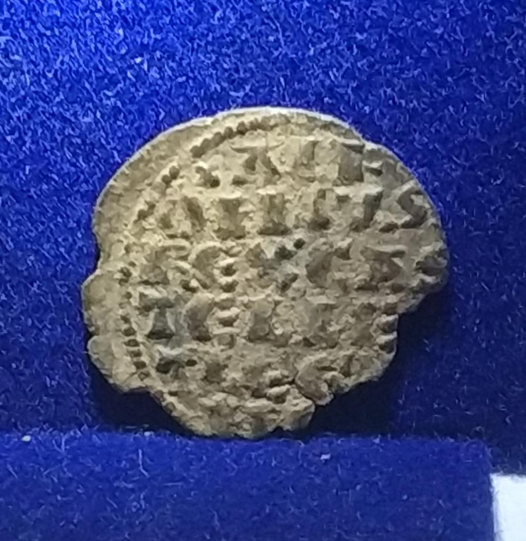 Dinero de la 1ª guerra de Granada de Alfonso X. marca estrella Img_2046
