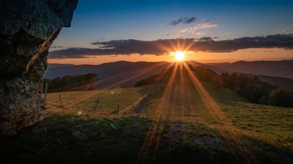 Couché de soleil au Vogelstein P1020110