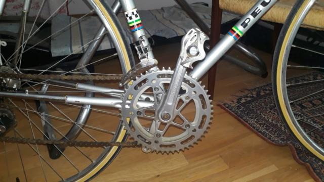 Le Peugeot PX 10 de 77 du grand-père qui n'aimait pas le vélo  Peugeo14