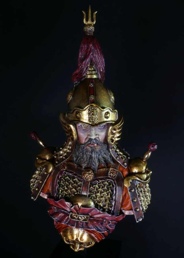 Général Yue Fei - 1103-1142 P1050923