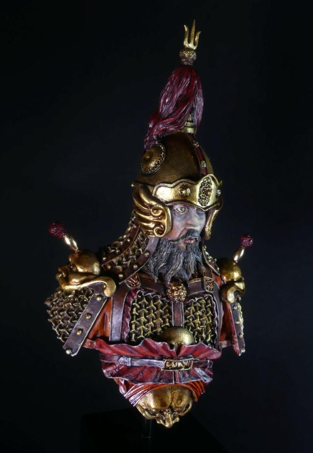 Général Yue Fei - 1103-1142 P1050925