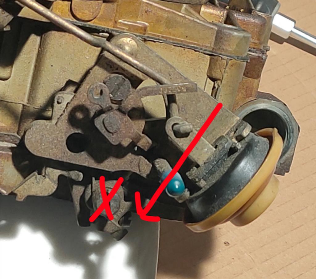 Réglage Carburateur Rochester Quadrajet - Page 3 Photoe11