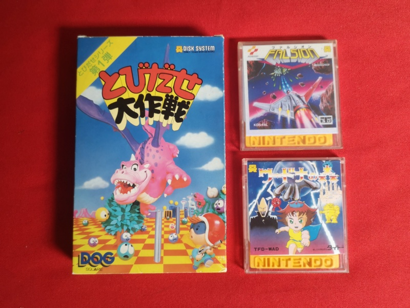 [VDS] Jeux Master System / Pc Engine / Famicom Disk System - Page 3 Img_2085