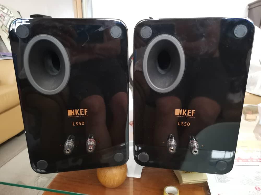 KEF LS50 speaker 24c2d510