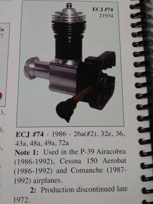Can someone identify my Cox engine. Coxxx10