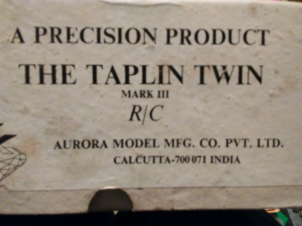 Taplin Twin .7cc Taipan10