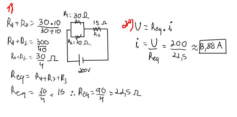 Resistores - Eletrodinâmica básica Pir2310