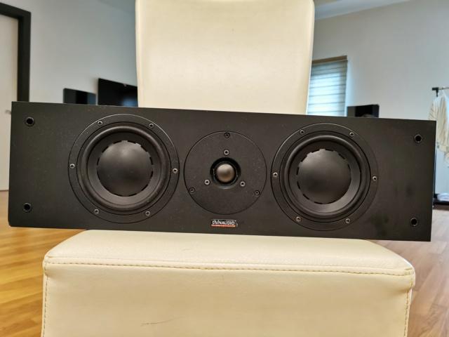 Dynaudio Audience C120+ center channel speaker Img_2026