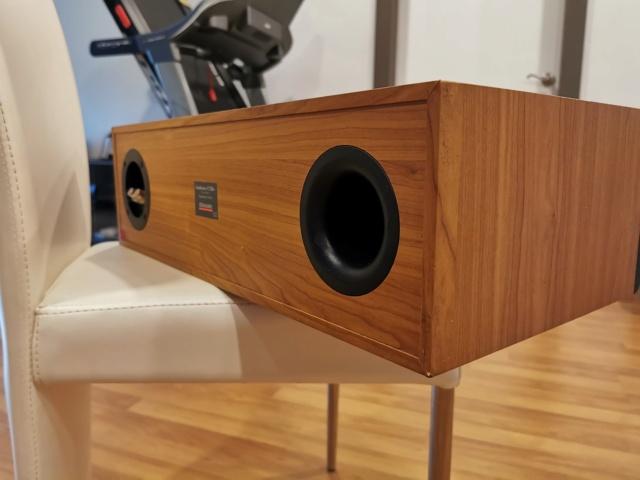 Dynaudio Audience C120+ center channel speaker Img_2029