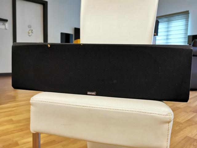 Dynaudio Audience C120+ center channel speaker Img_2030