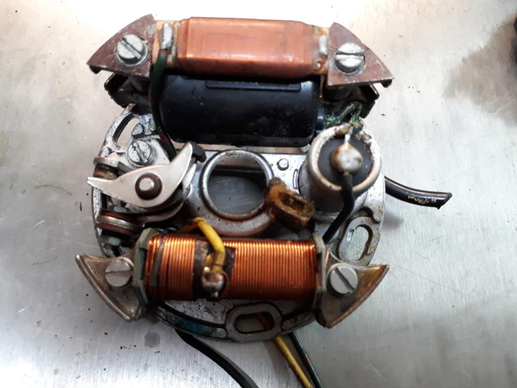 Rénovation moteur de Flandria SP537 20201116
