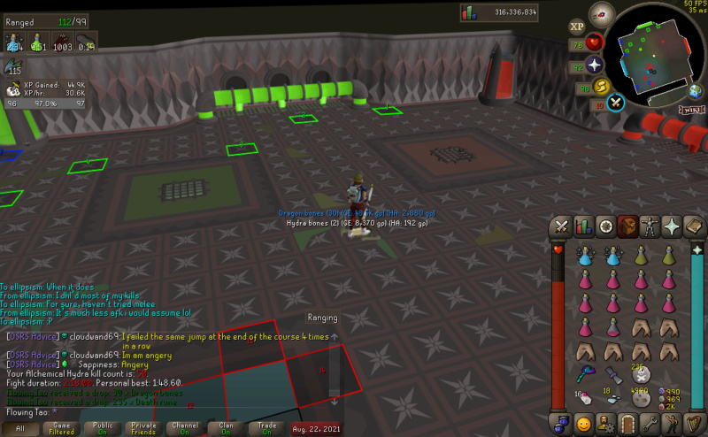 Tao's Holistic Gielinor - Page 5 Ranked10