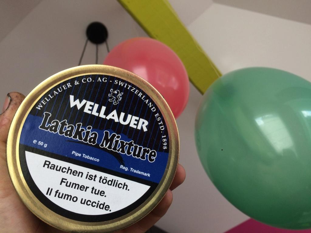 Wellauer - Latakia mixture De64e810