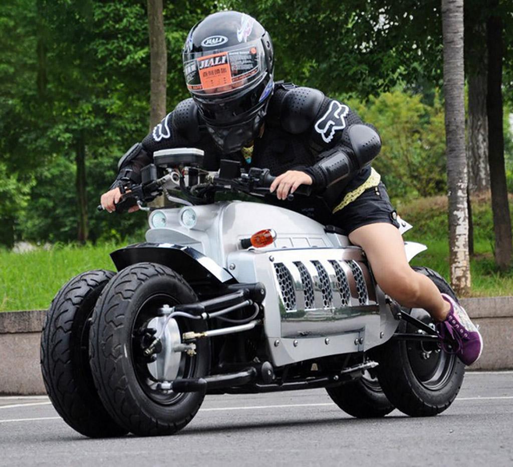 REPOST: Alguien con una moto Keweseki - Página 2