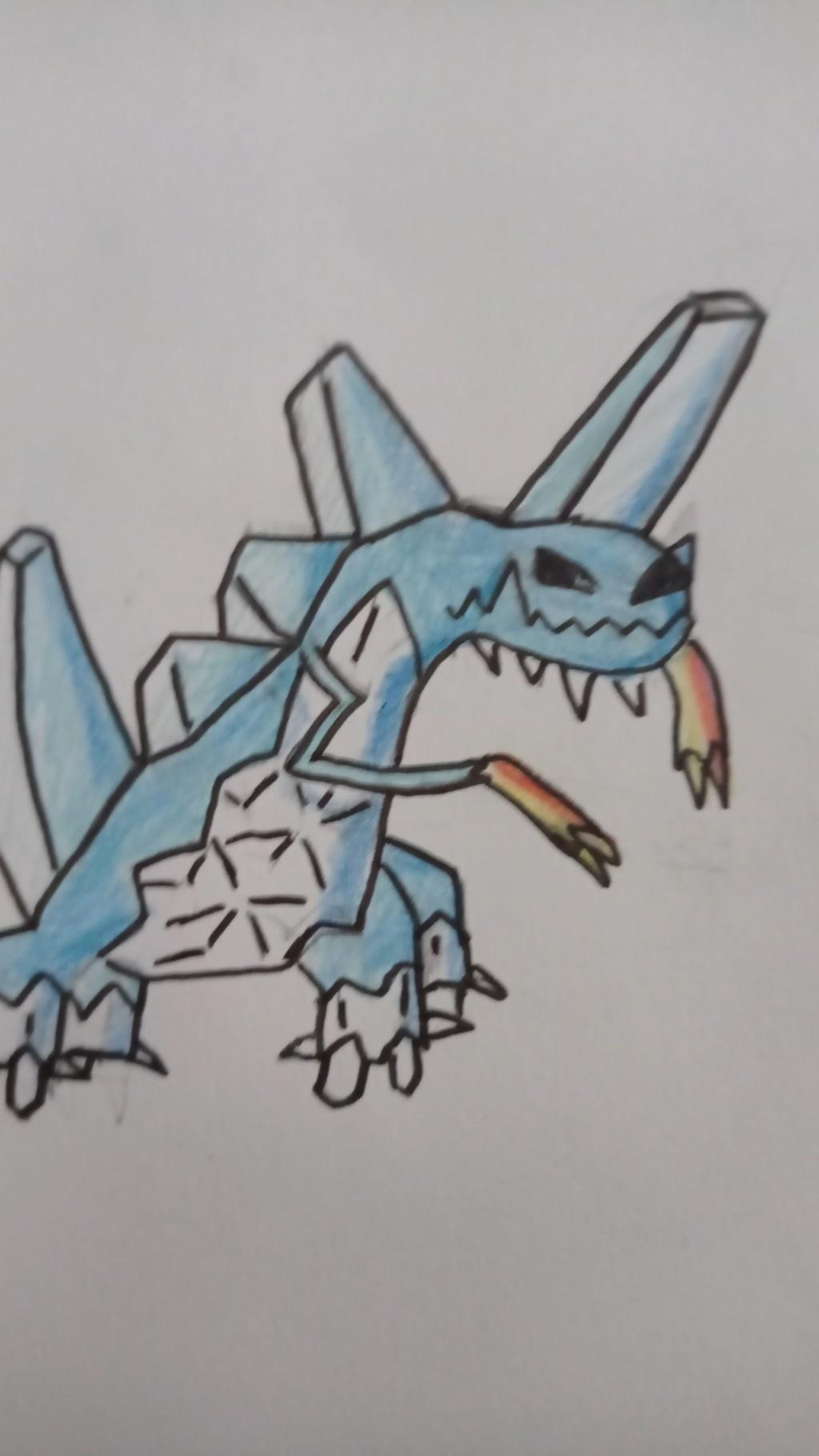 [Sondage] Votre top ~10 des plus beau Pokémons ? - Page 3 Img-2011