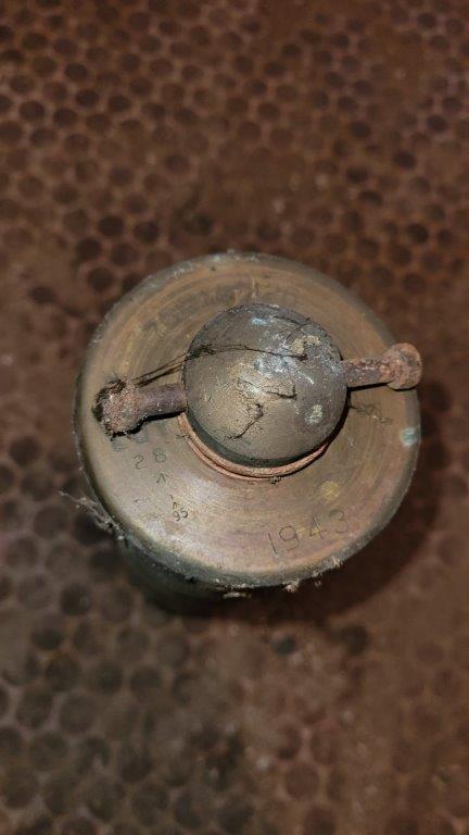 """Besoins d'aide pour identifier ce qui ressemble à des """"munitions"""" 20210910"""