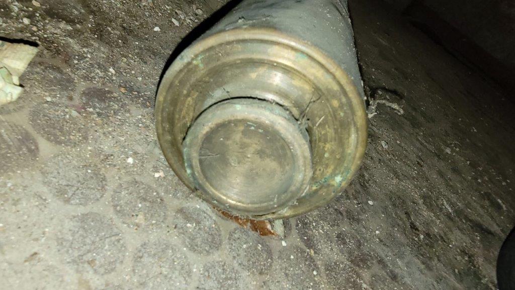 """Besoins d'aide pour identifier ce qui ressemble à des """"munitions"""" 20210919"""