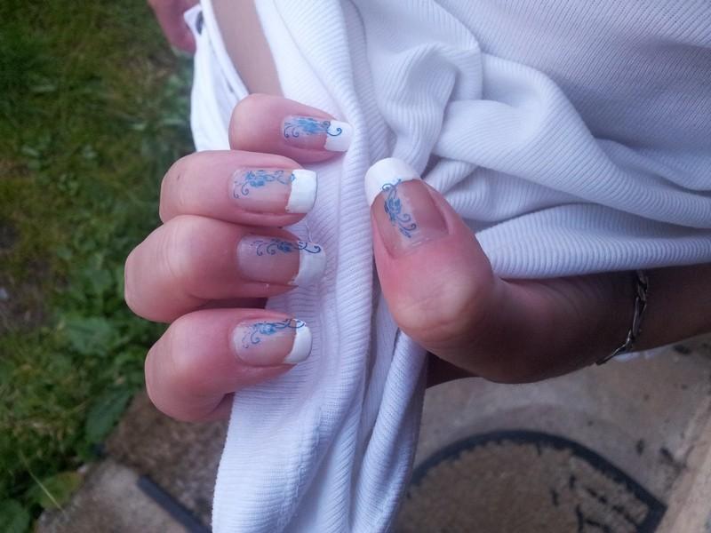 Stamping nail art 20130722