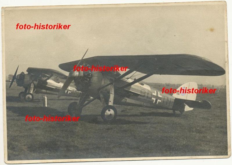 Morane Saulnier enrôlés dans la Luftwaffe. Ms230-10