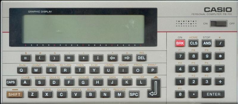 PB-700 de Casio Casio-10