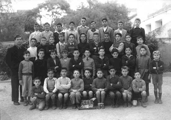 ECOLE BERCHET TANGER B_195310