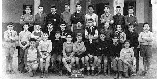 ECOLE BERCHET TANGER B_195512
