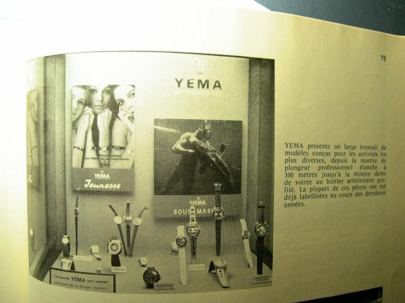 Yema Daytona: La sportive inspirera toute la gamme sportive des 70' Stand_10