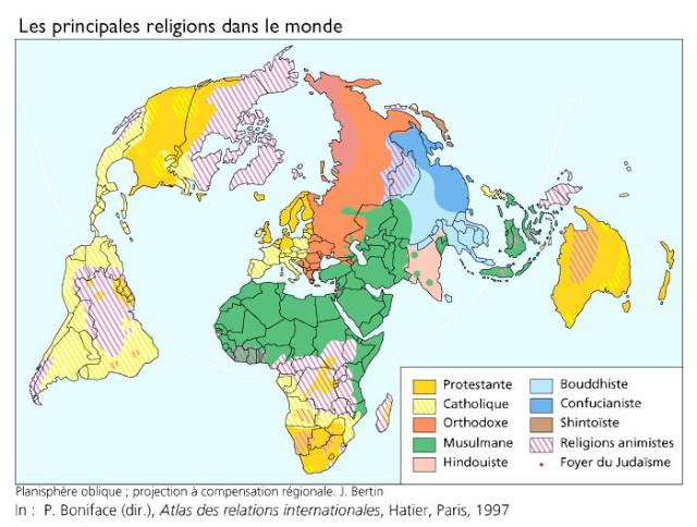 Un même Dieu auteur des religions ? Religi10