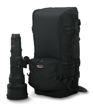 Lens Trekker AW II 600 : compagnon du Bigma & K10D 110