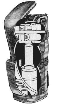 Lens Trekker AW II 600 : compagnon du Bigma & K10D 210