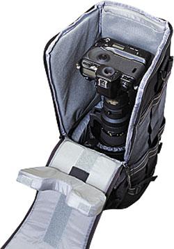 Lens Trekker AW II 600 : compagnon du Bigma & K10D 410