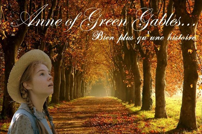 *Anne de la maison aux Pignons verts*