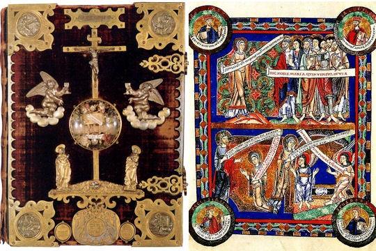 l'évangéliaire d'Henri le Lion L-evan10