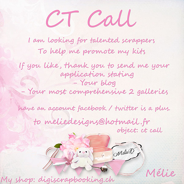 Ct call Méliedesigns  *** CLOS*** Ct_cal18
