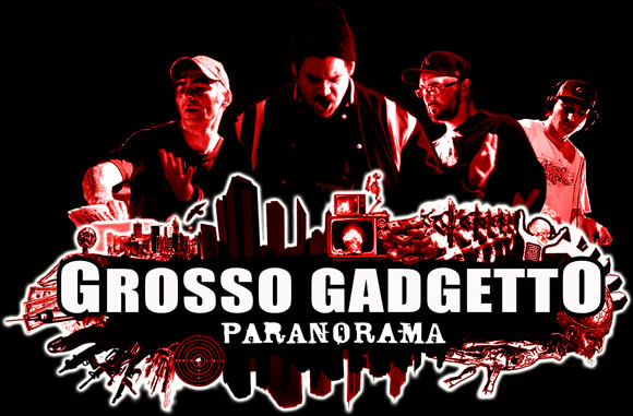 Grosso Gadgetto - Electro Hip Hop (Jarring Effects - Discogr Grosso10