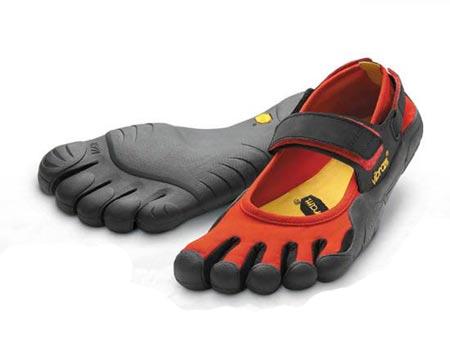 droles de chaussures Glove-10