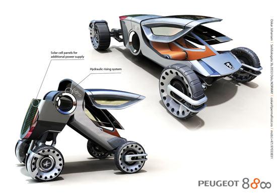 peut etre la voiture du futur Voitur11